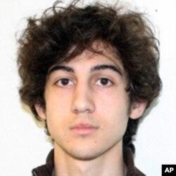 波士顿马拉松爆炸案嫌疑人焦哈尔•萨纳耶夫