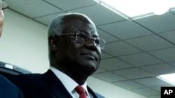 Ernest Bai Koroma, président de la Sierra Leone