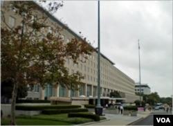美国国务院主楼杜鲁门大楼