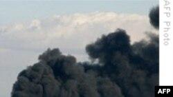 İsrail Gazze'deki Mülteci Kampını Bombaladı