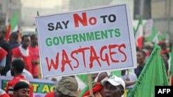Protesti u Nigeriji zbog ukidanja subvencija za gorivo