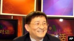 布鲁金斯学会的中国问题学者李成