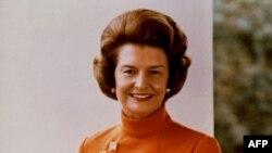 Померла дружина колишнього президента Джеральда Форда Бетті Форд