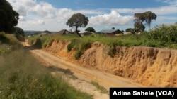 Erosão, Nacala, Moçambique