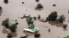 Distrito de Buzi, um dos mais afectados pela Idai