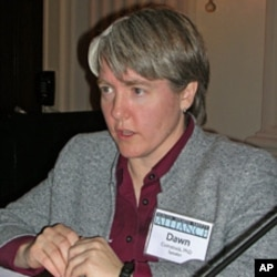 Dawn Comstock of The Ohio State University College of Medicine