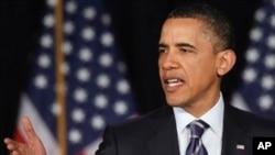 """오바마, 시위자들에 대한 시리아 정부 폭력 """"매우 충격적"""""""