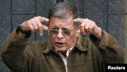 El guerrillero Ricardo Téllez, cuyo nombre real es Rodrigo Granda, es considerado el canciller de la guerrilla de las FARC.