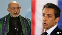 Fransiya qo'shinlari Afg'onistonni muddatidan erta tark etadi