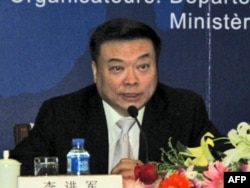 中共中央对外联络部副部长李进军