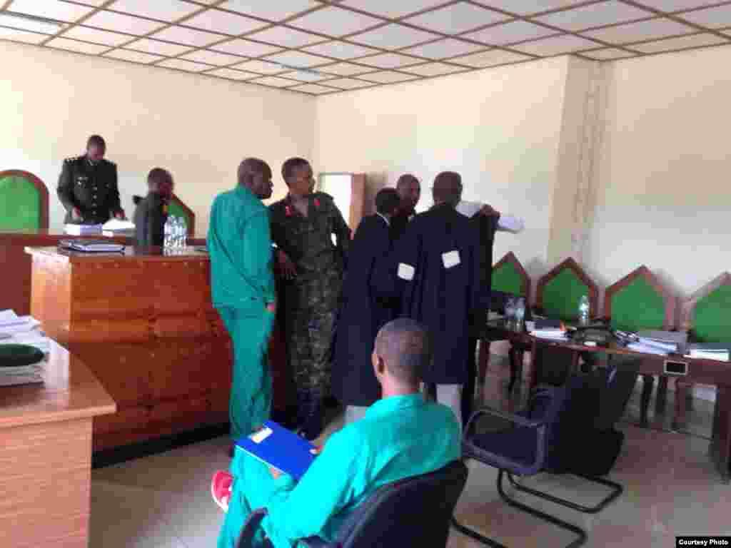 Rwanda Senior Military Trial 3