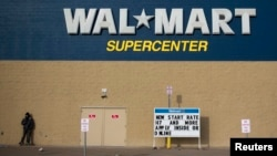 Toko Wal-Mart di Williston, North Dakota. (Foto: Dok)