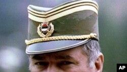 塞尔维亚战争犯姆拉迪奇