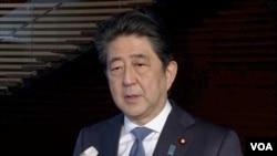 日本首相安倍晉