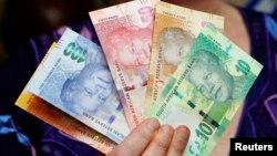 남아프리카 공화국 지폐 (자료사진)
