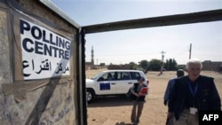 Các nhà quan sát quốc tế đang có mặt ở Sudan để theo dõi cuộc đầu phiếu sẽ kết thúc vào thứ bảy tuần này