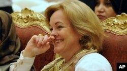 Ambasadorka SAD u Libiji, Debra Džons (arhivski snimak)