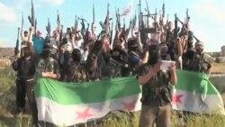 Syrian Rebels Claim Advances