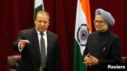 بھارتی و پاکستانی وزرائے اعظم