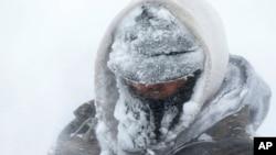 Victime d'un hiver notoirement rigoureux, l'économie américaine s'est contractée au 1er trimestre