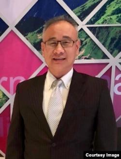 台灣日本研究院顧問陳文甲(照片提供: 陳文甲)