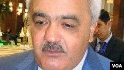 ARDNŞ prezidenti Rövnəq Abdullayev