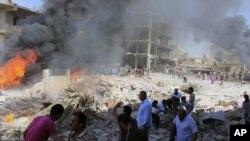 شهر حلب که زمانی مرکز تجاری سوریه محسوب می شد در جنگ های داخلی ۵ سال اخیر به ویرانی کشیده شده است.