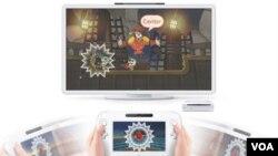 La Nintendo Wii U, que incluye un mando con pantalla táctil, sale al mercado a mediados de 2012.