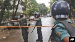 Bangladesh incident