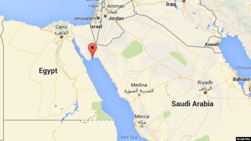 Egypts Government Approves Deal To Hand Over Red Sea Islands To - Map of egypt israel and saudi arabia