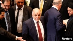 Quốc hội Iraq đã thông qua tân chính phủ của Thủ tướng Haidar al-Abadi.