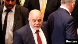 Le nouveau Premier ministre irakien, Haider Abadi, au parlement le 8 septembre (Reuters)