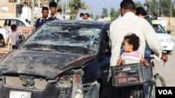 Bạo động ở Iraq