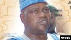 Senator Danjuma Goje tsohon gwamnan jihar Gombe