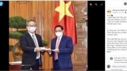 Điểm tin ngày 16/6/2021 - Nhật Bản giúp Việt Nam 1 triệu liều vắc-xin COVID-19