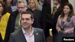 Le gouvernement du Premier ministre Alexis Tsipras pense qu'un accord est possible avec les créditeurs de la Grèce (REUTERS/Eric Vidal)