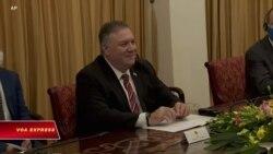Trung Quốc lên án bình luận của Ngoại trưởng Mỹ