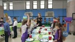 Як працює єдина українська школа у великому Брукліні. Відео