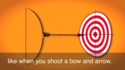 English in a Minute: Moving Target