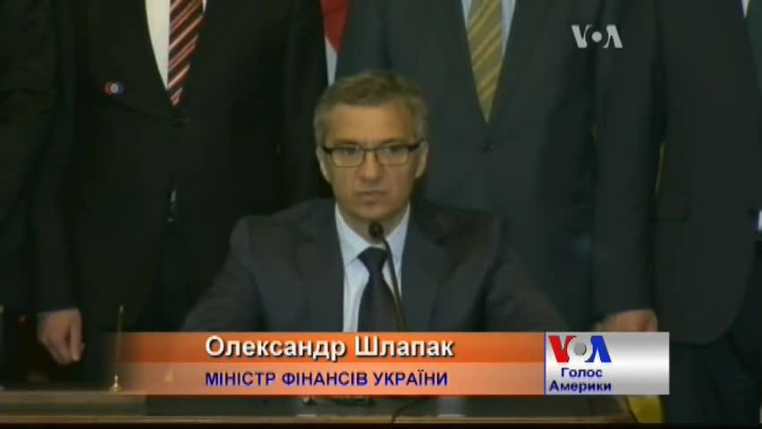 """Шлапак закінчив промову у США словами """"Слава Україні!"""""""