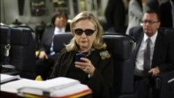 История с перепиской Клинтон вновь привлекла внимание американцев