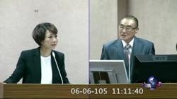 VOA连线:台湾国防部长指出将运补4万枚弹药到南海诸岛