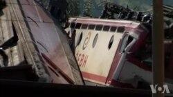 JABLANICA: Mjesto željezničke nesreće