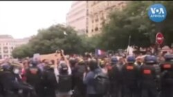 Manifestations anti-pass sanitaire en France