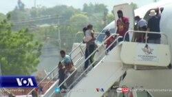 SHBA nis dëbimin e migrantëve nga Haiti