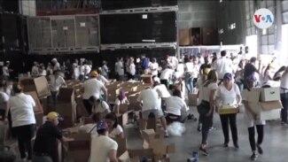 Megajornada de ayuda humanitaria para Vzla