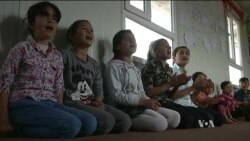 Music Helps Yazidi Children Recover From War Trauma