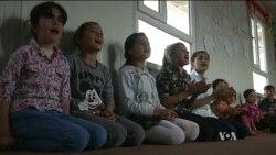 Music Helps Yazidi Children Recover From War Trauma