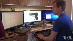 青少年发明指纹解锁手枪