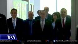 Kosova dhe Serbia fillojnë bisedimet në Shtëpinë e Bardhë